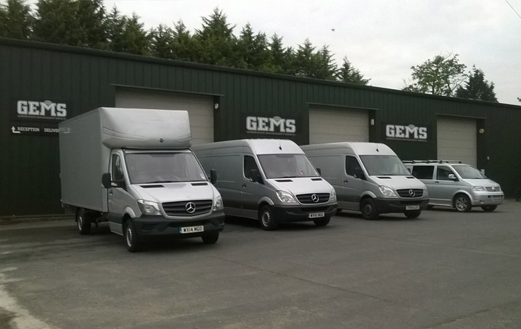 event van hire