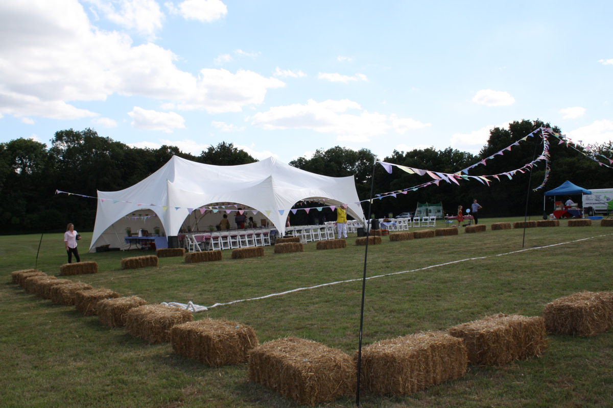 Capr Marquee hire