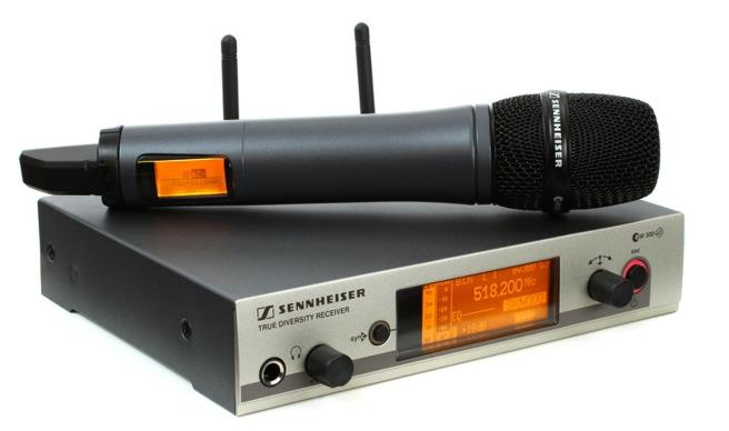 Sennheiser EW300 G3 hire